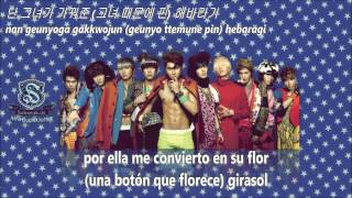 Sunflower - Super Junior SUB ESPAÑOL+HAN+ROM