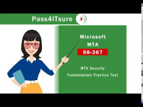 Latest MTA 98-367 Exam Practice test Questions and answers ...