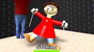 PLAY AS PLAYTIME! Baldi's Basics in Education and Learning 3D