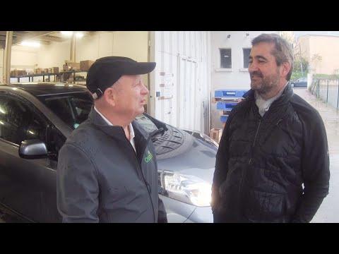 LES UTILISATEURS TÉMOIGNENT – Christophe PDG d'ECCITY, témoigne sur l'utilisation de sa Nissan Leaf