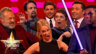 The Best Christmas Moments On The Graham Norton Show Part Two