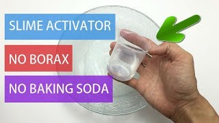Diy Slime Activator Without Baking Soda 免费在线视频最佳电影电视