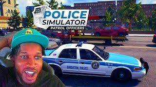 POLICE SIMULATOR PATROL OFFICERS Part 1
