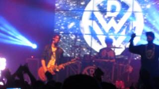 Star Maps / Let Me In - Down With Webster - WINTOUR Toronto 2/7/14