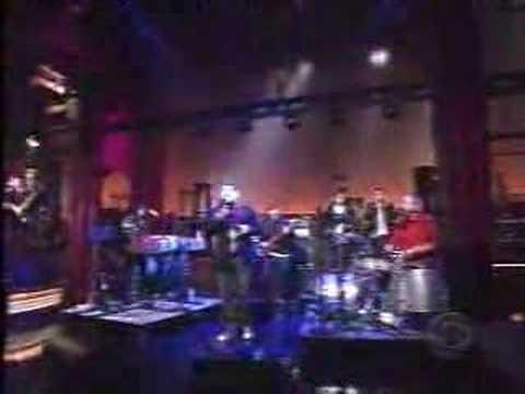 LCD Soundsystem on Letterman 04-11-07