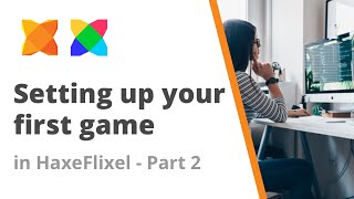 3. Setting up your first game in HaxeFlixel - Part 2 - Using the lix game jam template repo