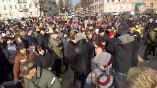 21 лютого Софіївьска Площа #SavePolise