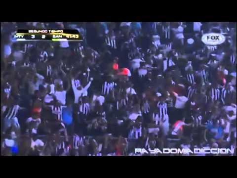 Rayados de Monterrey 4 - 2 Santos Laguna (Narración RG690 la Deportiva)