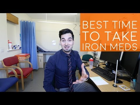 Iron Tablets   How To Take Iron Tablets   How To Reduce Iron Supplement Side Effects (2018)