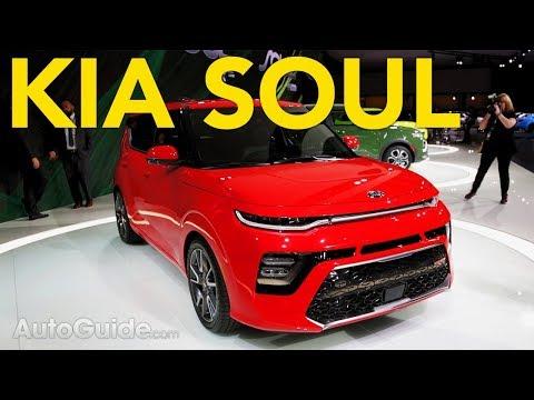 2020 Kia Soul - 2018 LA Auto Show