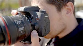Canon Rebel T6i & T6S (750D & 760D) Hands-On Field Test