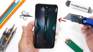 ZTE nubia Red Magic 5G Durability Test - This Phone Really Blows