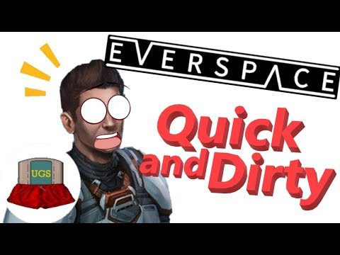 Quick and Dirty Review - Everspace