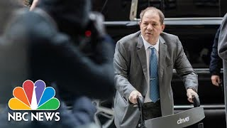 Harvey Weinstein Found Guilty Of Rape | NBC News (Live Stream Recording)