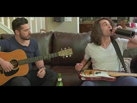 """John Pagano Band """"Bottoms Up"""" Video!"""