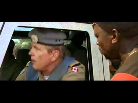 Hotel Rwanda - Ambush scene