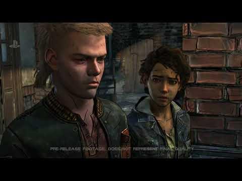 THE WALKING DEAD SEASON 4 Gameplay Demo (Telltale's The Walking Dead Final Season)