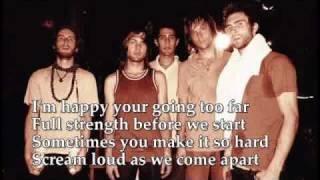 Maroon 5 - Figure it Out Lyrics