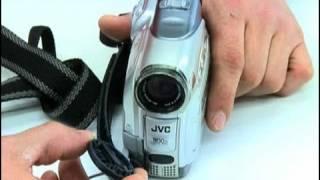 Cómo utilizar una videocámara