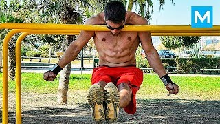 Calisthenics Monster - Eugenios | Muscle Madness