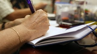 The Write Treatment Workshop For Cancer Patients