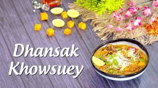 Dhansak Khow Suey Recipe By Varun Inamdar | Big Bazaar Live Cook Along