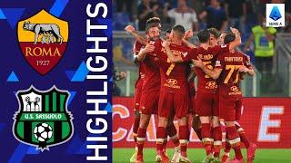 Roma 2-1 Sassuolo Pekan 3