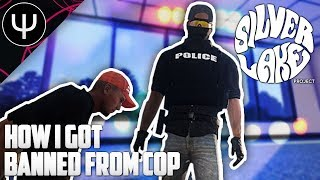 ARMA 3: Project Silverlake Life Mod — How I Got BANNED From Cop!