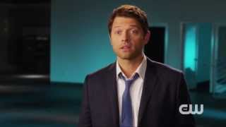 Promo Saison 9 : Misha Collins Interview