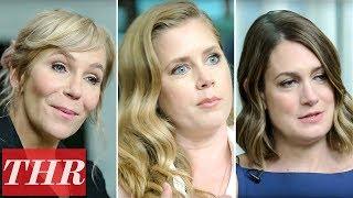Amy Adams, Gillian Flynn, & Creator Marti Noxon on HBO