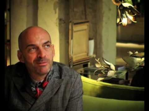 ANTONIO MARRAS, Fashion Designer | An Exclusive Interview with yoox.com