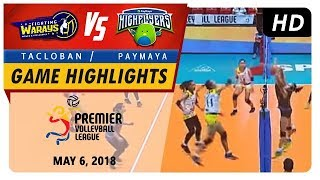 PVL RC Season 2 - WD: Fighting Warays vs. High Flyers | Game Highlights | May 6, 2018