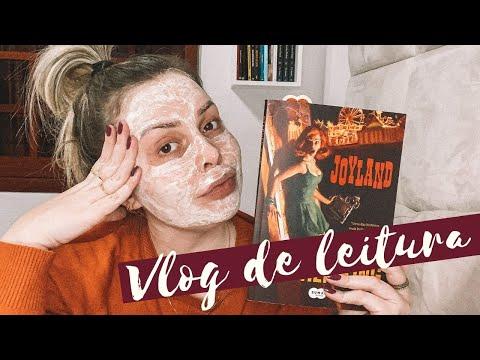 Vlog de leitura: JOYLAND, Stephen King | Isa Tessmann do Apego Literário
