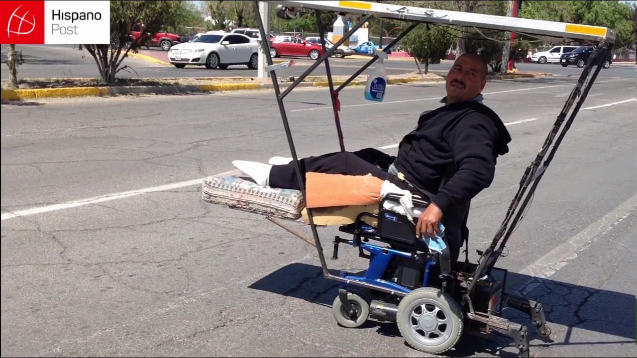 Héctor Rojas: Una historia de esperanza y superación sobre ruedas