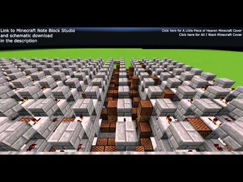 Wait and Bleed - Slipknot Noteblock Minecraft Project