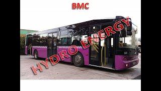 bmc otobüs hidrojen yakıt tasarruf cihaz montajı