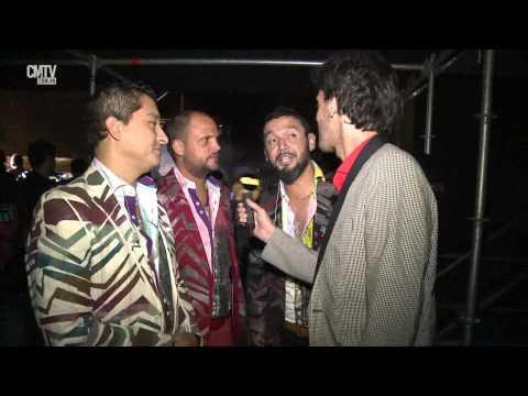 Los Tekis video Entrevista CM  - San Juan - Marzo 2015