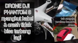 Drone DJI Phantom 3 tidak bisa start
