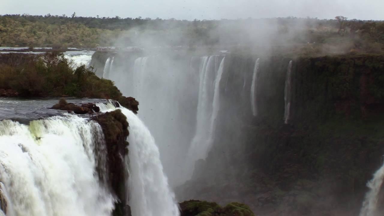 Brasilien: Iguazu Wasserf䬬e (0:55)