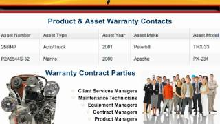 Warranty Software | Product Warranty Management Software | Service Agreement Software