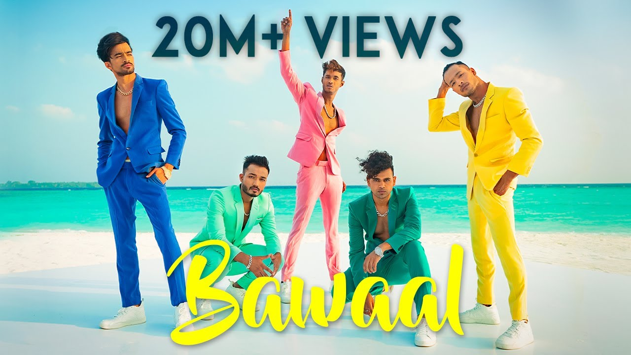Bawaal mp3 Song Free Download