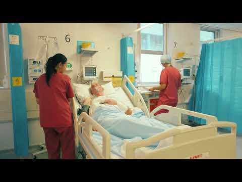 Undergoing surgery at University Hospitals Bristol