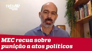 Diogo Schelp: Foi mais uma tentativa de censura no Brasil