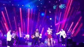 Cañaveral y Jenny and The Mexicats en el Auditorio Nacional
