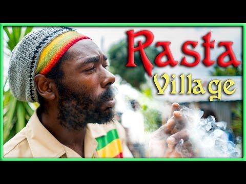 REMOTE RASTAFARIAN VILLAGE | Blue Mountains, Jamaica