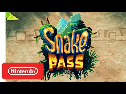 Snake Pass – Nintendo Switch Trailer thumbnail