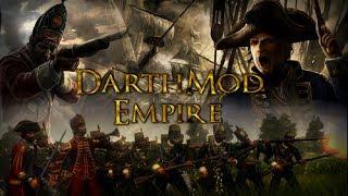 Установка  мода Empire total war darthmod 7.0