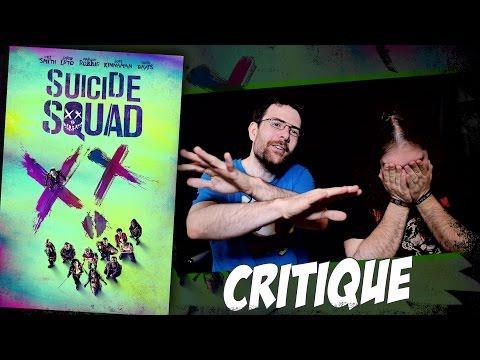 Critique - Suicide Squad - Avec ET sans Spoil (Spoilers à partir de 7:45)
