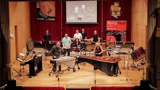 Gotan 2 by Emmanuel SÉJOURNÉ soloing Sylvie REYNAERT & himself & PercuFest 2014 professors