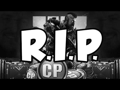 RIP Black Ops 4...